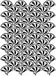 Шаблон - Декоративна орнаменти - Размери 21 х 29 cm -