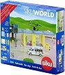 """Автобус и спирка - Комплект за игра от серията """"Siku: World"""" -"""
