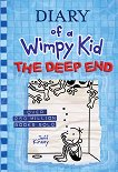 Diary of a Wimpy Kid - book 15: The Deep end - детска книга
