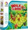 Разходи кучето - Детска логическа игра -