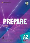 Prepare - ниво 2 (A2): Учебна тетрадка по английски език + онлайн материали : Second Edition - Caroline Cooke, Catherine Smith -