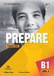 Prepare - ниво 4 (B1): Книга за учителя по английски език + допълнителни материали : Second Edition - Hilary Plass -