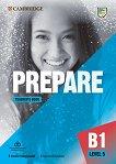 Prepare - ниво 5 (B1): Книга за учителя по английски език + допълнителни материали Second Edition - учебник