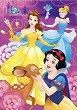 """Бел, Пепеляшка и Снежанка - От серията """"Принцесите на Дисни"""" - филм"""