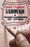 Записки из губернския град Филипопол 1878 - 1879 година -