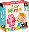 Мимики - Детска състезателна игра -