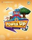 Power Up - Start Smart: Учебна тетрадка : Учебна система по английски език - Caroline Nixon, Michael Tomlinson -
