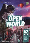 Open World - ниво Key (A2): Учебник : Учебна система по английски език - Anna Cowper, Sheila Dignen, Susan White -
