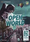 Open World - ниво Preliminary (B1): Учебна тетрадка с аудио материали за сваляне : Учебна система по английски език - Frances Trelor -