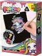 Скреч картини - Poopsie - Творчески комплект -