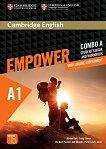 Empower Combo A - ниво Starter (A1): Учебник и учебна тетрадка по английски език + онлайн материали - Adrian Doff, Craig Thaine, Herbert Puchta, Jeff Stranks, Peter Lewis-Jones -