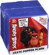 Angry Birds - Плюшена играчка изненада в кутийка -