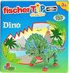 Направи сам динозавър - Трицератопс - Детски еко конструктор -