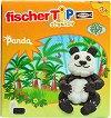 Направи сам панда - Детски еко конструктор -