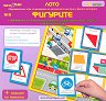 Лото - Фигурите - Детска занимателна игра + CD -