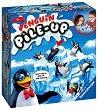 Пингвини на айсберг - Детска игра за баланс -