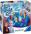 """Давай, Елза! - Детска състезателна игра от серията """"Замръзналото кралство"""" -"""
