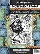 Гумени печати - Жена с компас - Размер 15 x 20 cm -