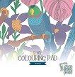 Книга за оцветяване: Sense Colouring Pad - книга
