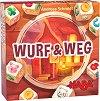 Wurf & Weg - Детска състезателна игра -
