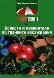 Болести и неприятели по трайните насаждения - Йорданка Станчева - книга