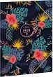 Папка с ластик - Aloha Night - Формат A4 -