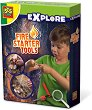 """Инструменти за запалване на огън - Детски образователен комплект от серията """"Откривател"""" -"""
