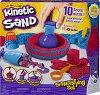 """Моделирай сам с кинетичен пясък - Творчески комплект от серията """"KInetic Sand"""" -"""
