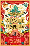 A Tangle of Spells - книга