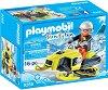 """Снегоход - Фигура с аксесоари от серията """"Playmobil: Family Fun"""" -"""