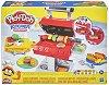 """Направи сам - Барбекю - Творчески комплект с моделин от серията """"Play-Doh: Kitchen"""" -"""