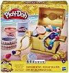 Търсач на съкровища - Детски комплект за игра с моделин -