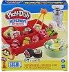 """Напрви сам - Суши - Творчески комплект с моделин от серията """"Play-Doh: Kitchen"""" -"""