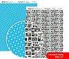 Двустранен картон за скрапбукинг - Фотоапарати - Формат A4 -