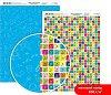 Двустранен картон за скрапбукинг - Химия - Формат A4 -