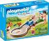"""Мини голф - Фигури с аксесоари от серията """"Playmobil: Family Fun"""" -"""