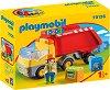 """Самосвал - В комплект с фигурка от серията """"Playmobil: 1.2.3"""" -"""