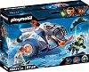 """Шпионски екип и снежен планер - Детски конструктор от серията """"Playmobil: Top Agents"""" -"""