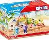 """Бебешка стая - Детски конструктор от серията """"Playmobil: City Life"""" -"""
