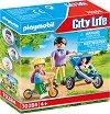 """Майка и деца - Фигурки с аксесоари от серията """"Playmobil: City Life"""" -"""