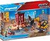 """Строителна площадка - Детски конструктор от серията """"Playmobil: City Action"""" -"""