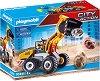 "Багер - Комплект играчки от серията ""Playmobil: City Action"" -"