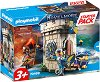 "Стартов комплект - Новелмор - Детски конструктор от серията ""Playmobil: Novelmore"" -"