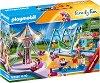 """Лунапарк - Детски конструктор от серията """"Playmobil: Family Fun"""" -"""