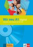 Wir Neu - Ниво A1: DVD-ROM Учебна система по немски език -