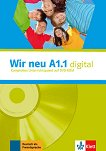 Wir Neu - Ниво A1.1: DVD-ROM Учебна система по немски език -