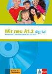 Wir Neu - Ниво A1.2: DVD-ROM Учебна система по немски език -