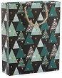 Подаръчна торбичка - Shapes - С размери 21.5 / 24 / 12 cm -