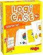 """Logi Case - За деца над 4 години - Стартов комплект от серията """"Haba: Logi Case"""" -"""