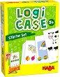 """Logi Case - За деца над 5 години - Стартов комплект от серията """"Haba: Logi Case"""" -"""